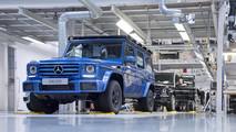 Mercedes-Benz Clase G 300.000