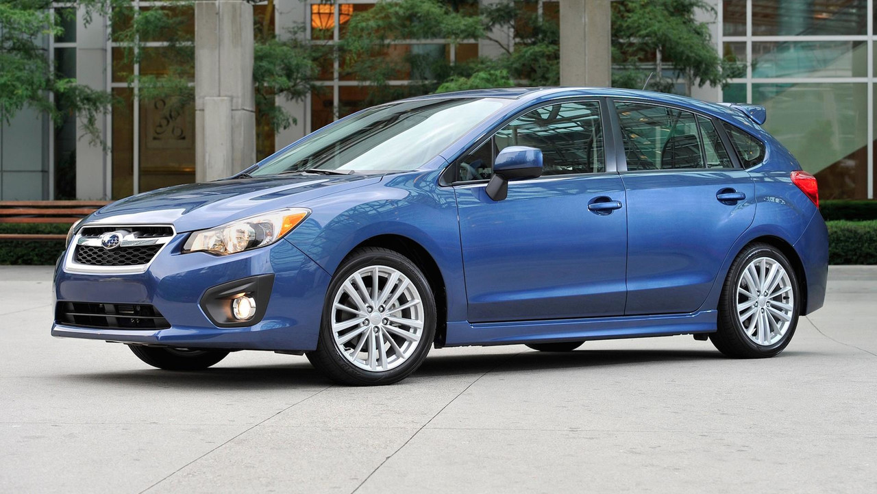 2011 Subaru Impreza Wagon – $8,105