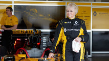 79-year-old F1 driver