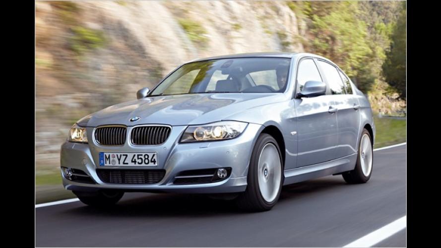 Facelift für den 3er-BMW: Zweite Auflage eines Bestsellers