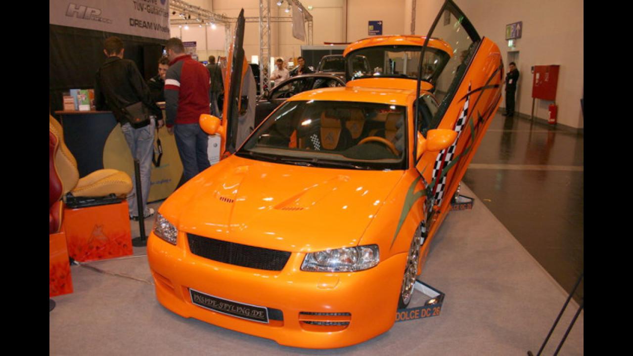 Flügel-Orange