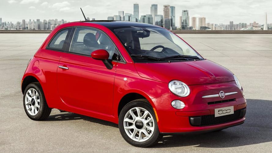 Fiat 500 retorna ao Brasil em versão única por R$ 61.396
