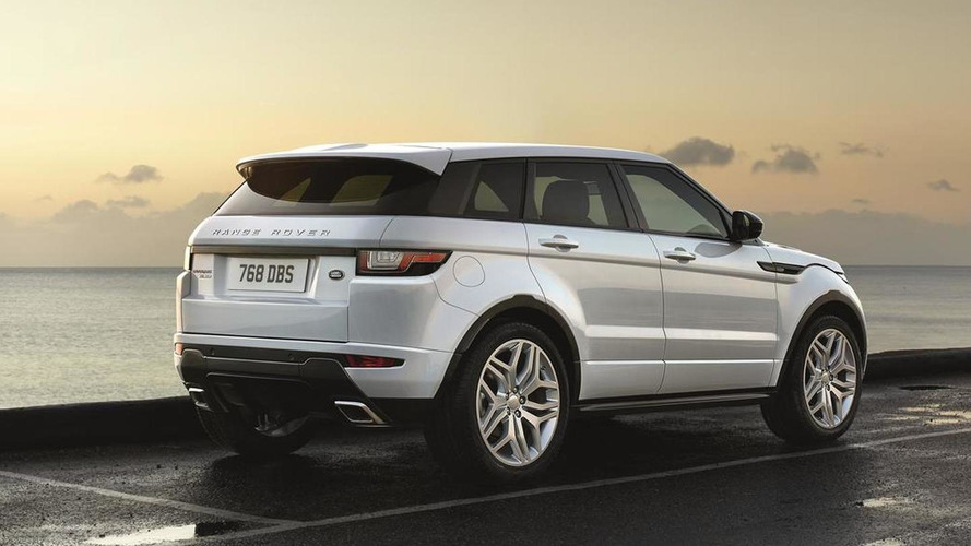 Range Rover Evoque SVAutobiography flagship version announced