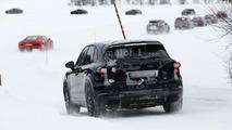 2018 Porsche Cayenne spy photo