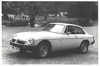Small, Rare Power: The MGB GT V8