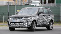 Makyajlı Range Rover Sport casus fotoğrafları
