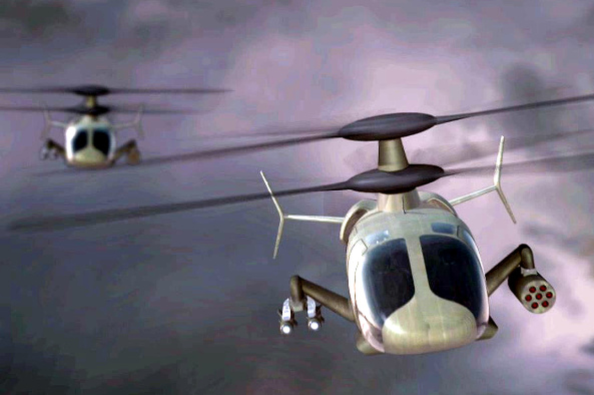 Three-Rotor Copters Set to Change Civilian, Military Helicopter Designs Forever