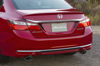 2016 Honda Accord Goes Modern With New Tech, New Look: First Drive