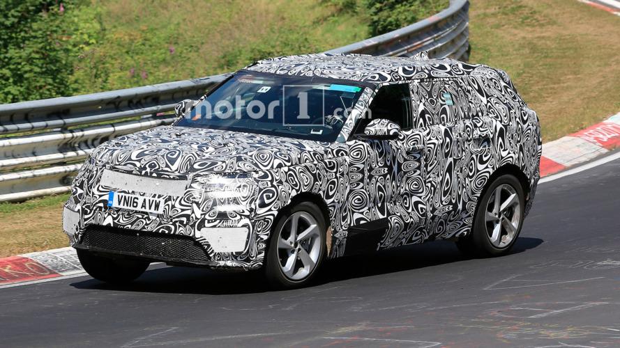 Range Rover Sport Coupé, plus fort que le BMW X6 ?