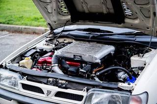 This 1991 Nissan Pulsar is a Bargain GT-R Supercar