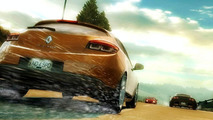 Renault Megane Coupe in Need for Speed: Underground
