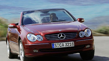 Mercedes-Benz CLK-Class Receives Significant Upgrades