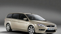 New Generation Ford Mondeo computer image