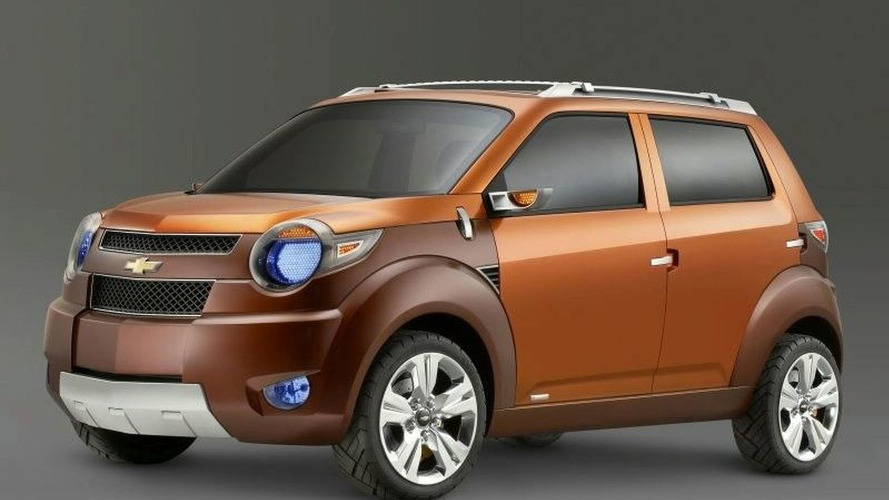 Chevrolet Adra concept to debut at the Delhi Auto Expo - report