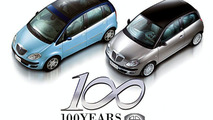 Lancia Musa and Ypsilon Centenary