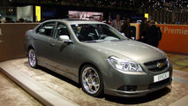 New Chevrolet Epica