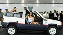 Come ti elettrifico una Fiat Panda!