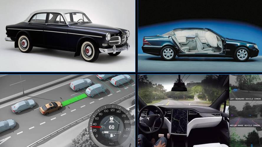 Divisor de águas: 10 invenções que revolucionaram o mundo dos carros