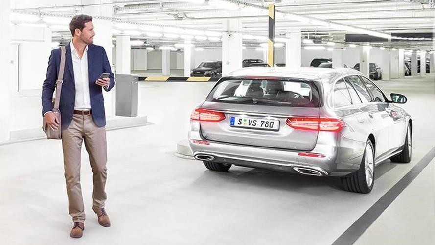 Bosch ti semplifica il parcheggio con l'automated valet parking