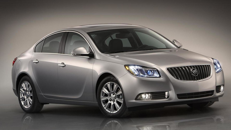 2012 Buick Regal Hybrid revealed