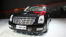 2011 Cadillac SLS Unveiled (Chinese Spec)
