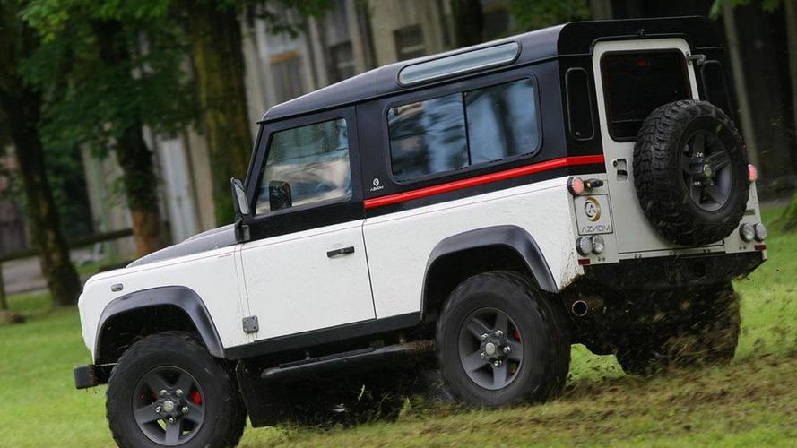 Land Rover Defender by Aznom