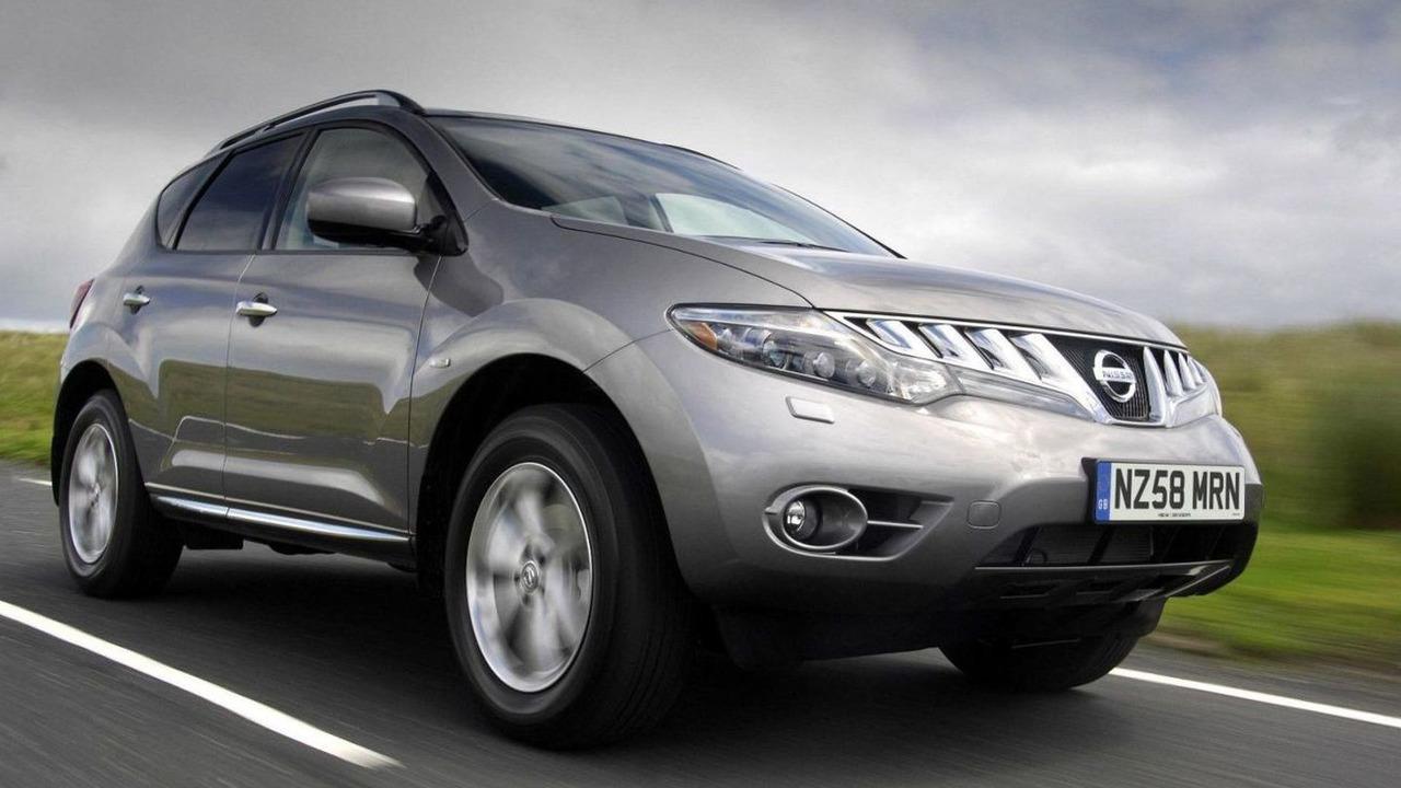 2010 Nissan Murano 2.5 dCi, UK spec, 18.03.2010