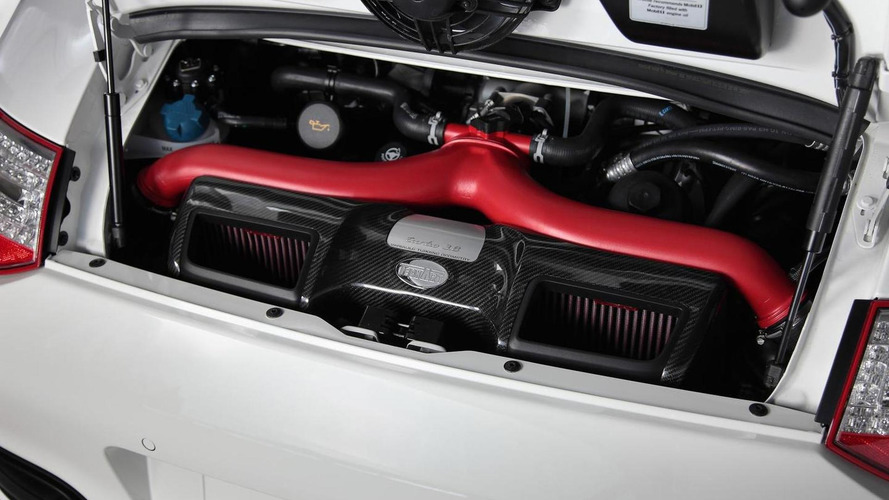 TechArt Launch new Porsche 911 Turbo Engine Performance Kit