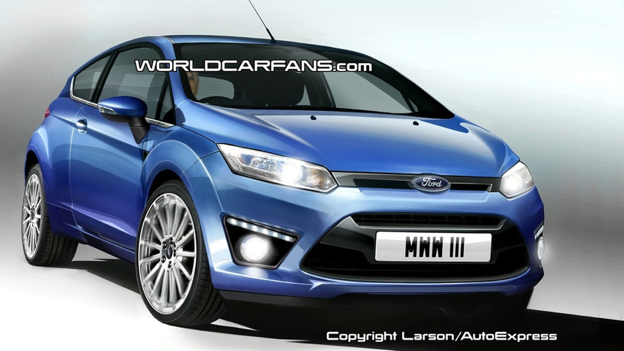 Rendered & Speculated: Ford Focus Coupe
