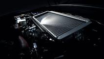 Subaru Impreza WRX STI spec C inter-cooler water spray