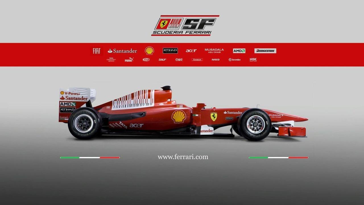 Ferrari F10 first press photos - 28.01.2010 | Motor1.com Photos