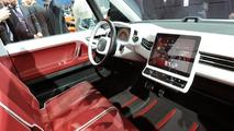 Volkswagen Bulli concept live in Geneva - 28.02.2011