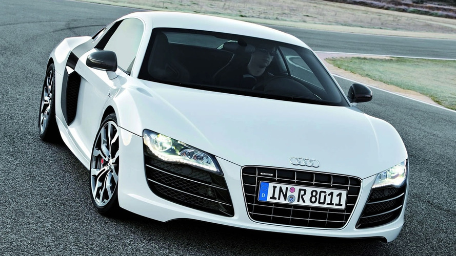 WCF Readers Vote Audi A7 Sportback, Audi R8 V10 Stars of 2009 NAIAS