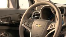 2012 Chevrolet Orlando MPV interior