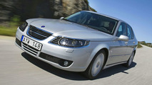 Outgoing Saab 9-5