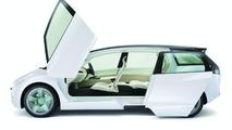 Honda Skydeck Concept Released Ahead of Tokyo Debut 09.30.2009
