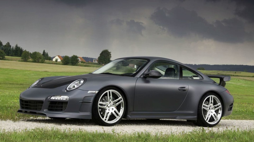 Mansory Unveils Porsche 997 Tuning Program