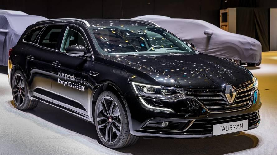 Renault Talisman S-Edition 2018, más exclusividad