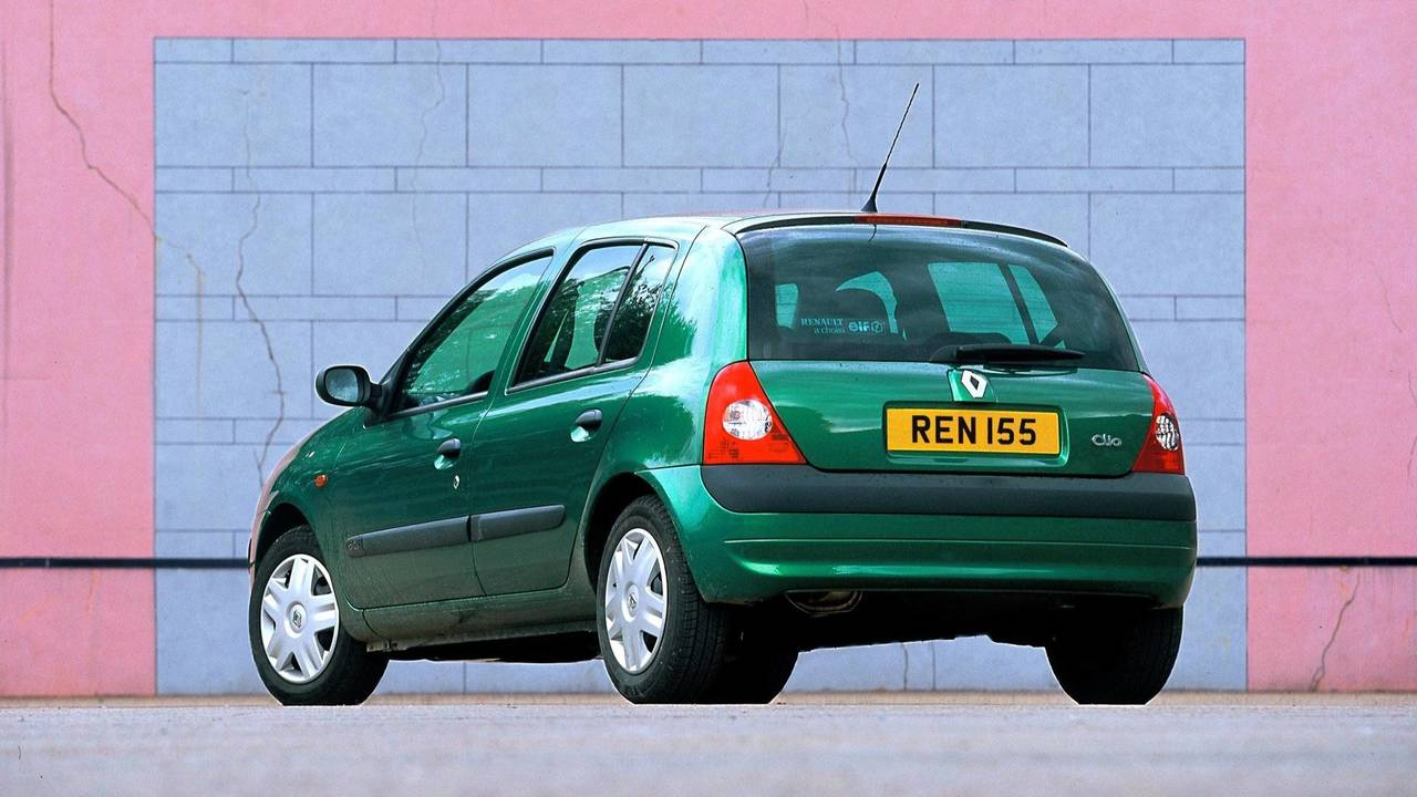Renault Clio II - Phase 2