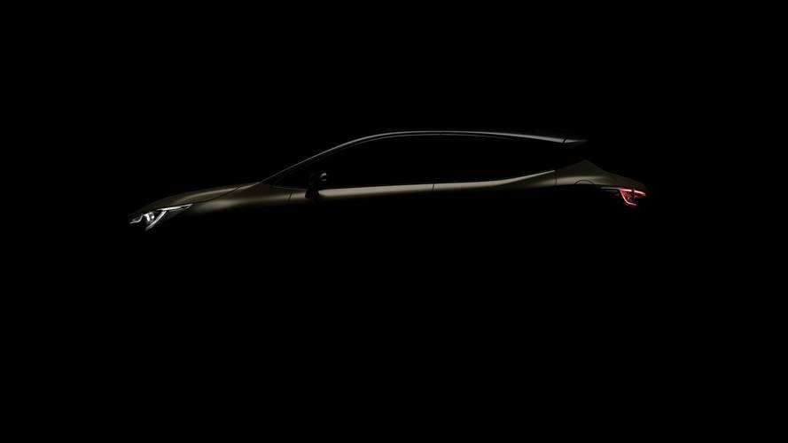 La nouvelle Toyota Auris sera à Genève