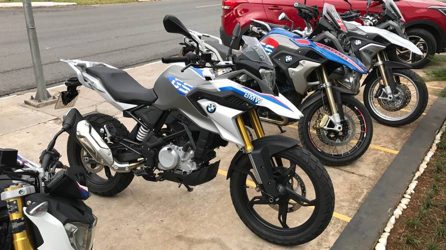Test Ride: uma volta na BMW G310 GS nacional