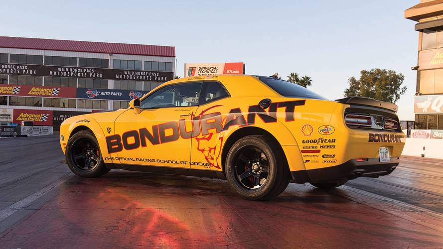 Avoid A Hellish Experience With New Dodge Demon Racing School