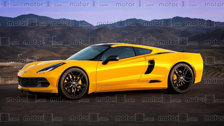 Mid-Engined Corvette Could Get Cadillac's New V-Sport Biturbo V8