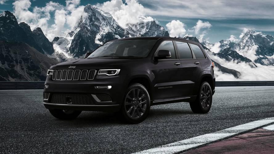Jeep Grand Cherokee S - Tout pour le style