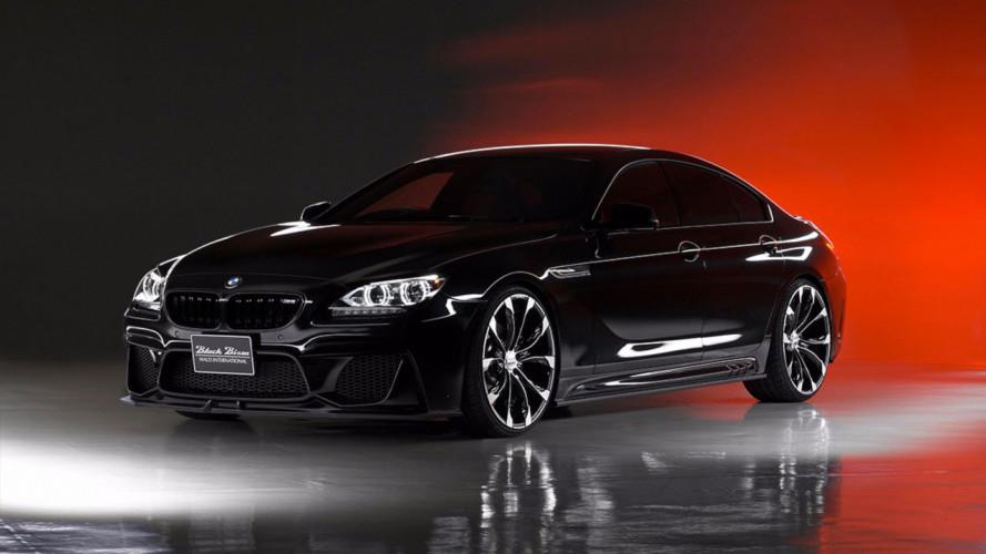 La BMW Serie 6 Gran Coupé diventa un Bisonte Nero
