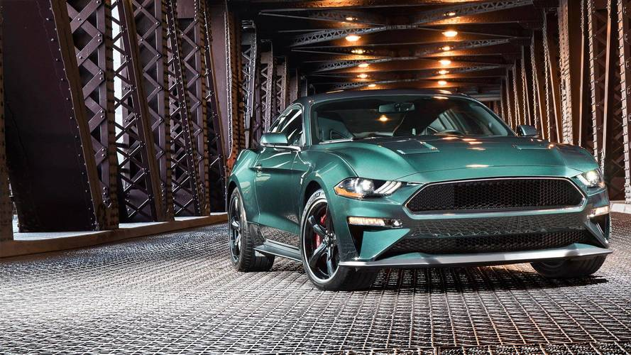 Very First 2019 Ford Mustang Bullitt Grabs $300,000 At Auction