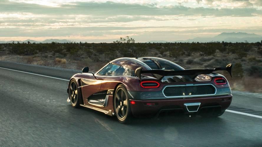 7 Supercars Faster Than An F1 Car