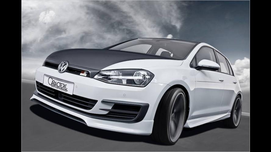 Mehr Charakter für den VW Golf