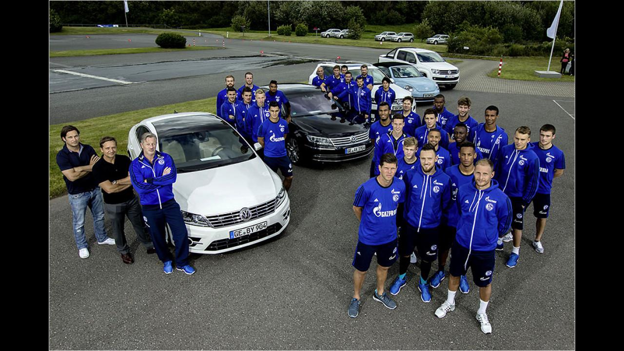 FC Schalke 04: VW