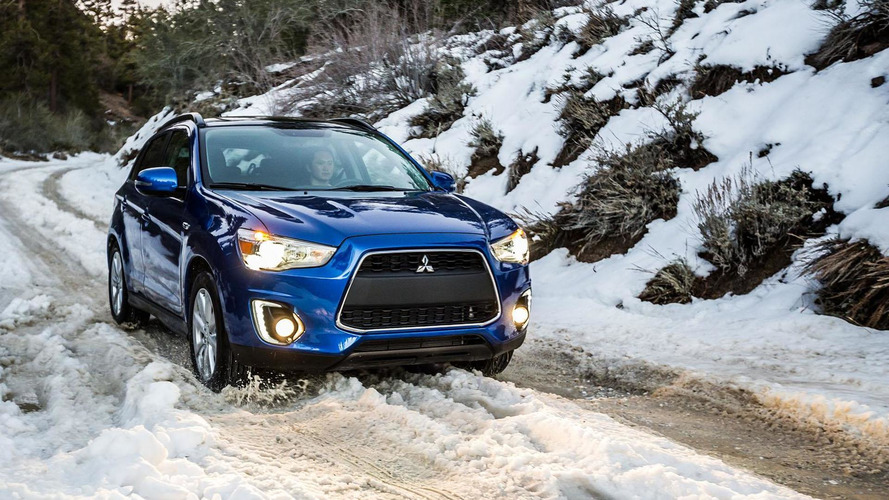 Mitsubishi Outlander Sport gains a new 2.4-liter engine